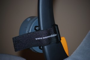 Wee Wobbler - Portable Wobbler to Comfort your Colicky Baby